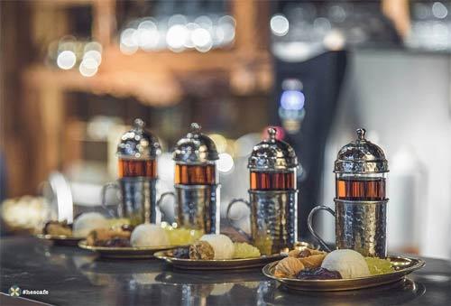 Hestooran restaurant and Hes Café location - Fereshteh cafe   hescafe