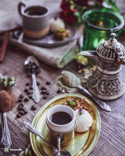حفظ و حراست از فرهنگ ايراني، مهم ترين وظيفه كافه در فرشته | حس کافه