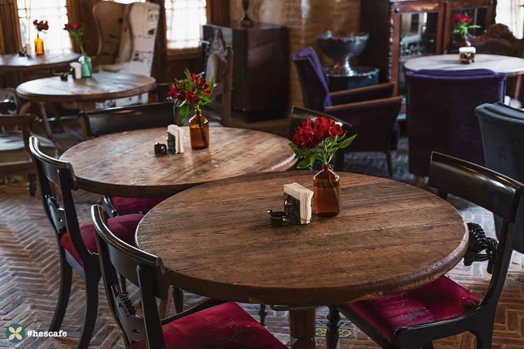 حس کافه یکی از بهترین کافه های تهران | حس کافه در فرشته