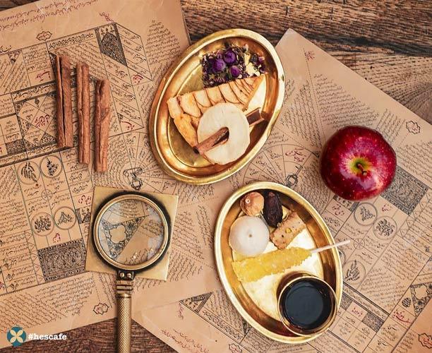 ویژگی های یک کافه ایرانی اصیل | حس کافه در فرشته