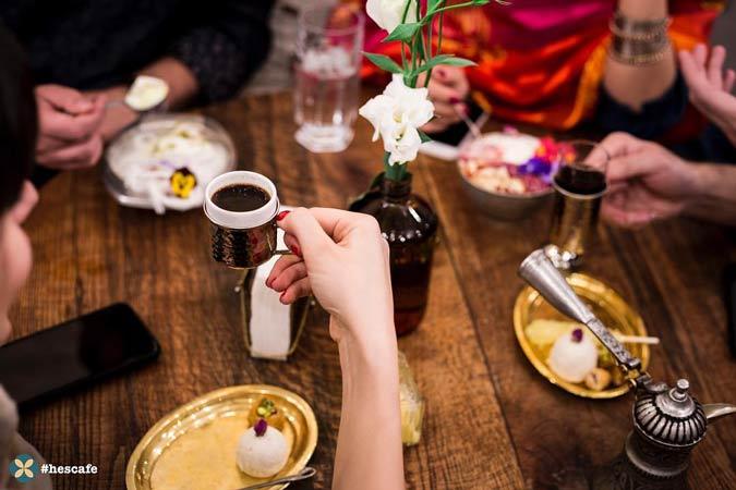 انواع رستوران | حس کافه