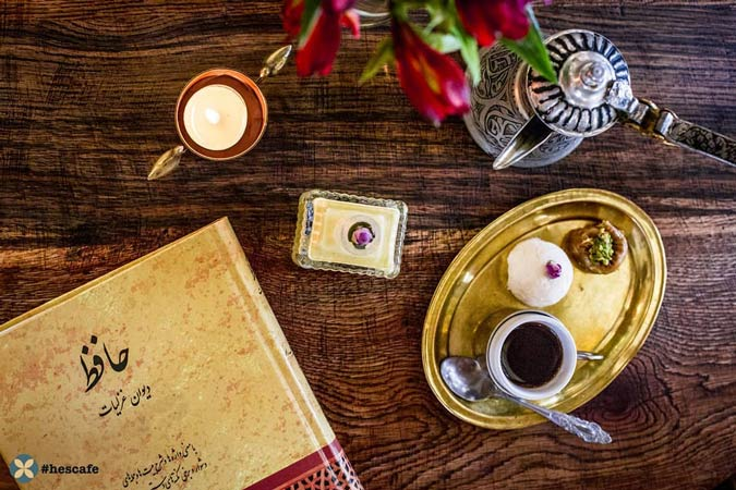 بهترين کافه تهران، بهترين غذا و نوشيدني تهران را ارائه مي دهد. | حس کافه