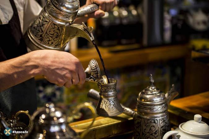 بهترين کافه در فرشته با فضا و غذاي ايراني | حس کافه