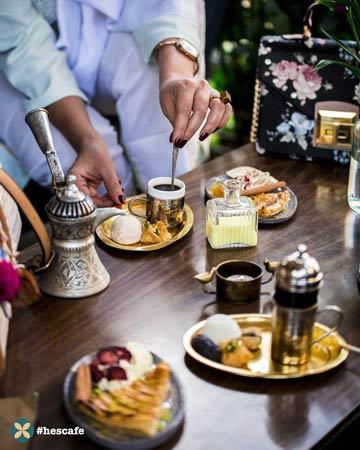 حس کافه فضایی دلنشین برای دور هم جمع شدن | حس کافه